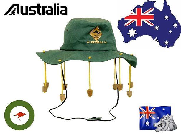 Czapka z daszkiem - kapelusz - oryginalny z Australii.