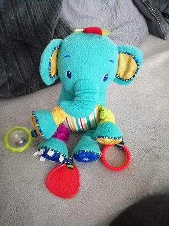 Duża zawieszka Bright Starts słoń