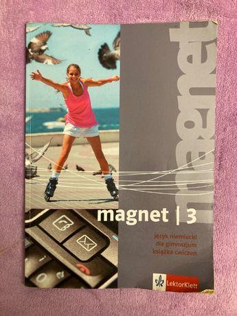 Magnet 3 - ćwiczenia - język niemiecki
