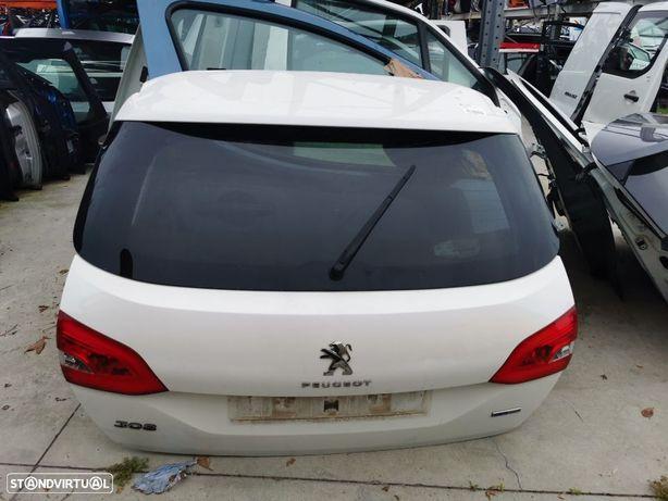 Tampa da Mala Peugeot 308 SW do ano 2014