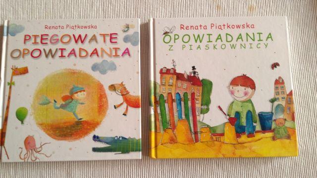 Piątkowska, Piegowate opowiadania.