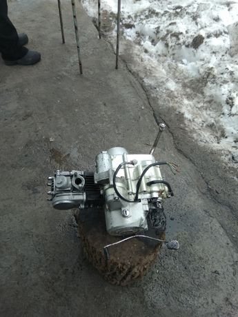 Продам мотор на мопед дельта 72м3 кубовий