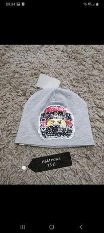 Nowa  czapka h&m