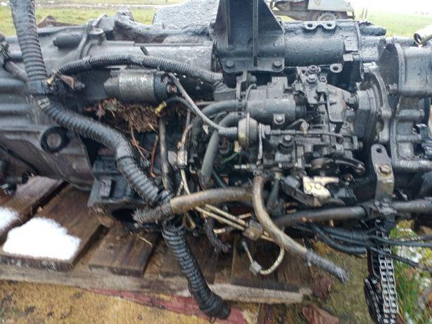 Skrzynia silnik Mitsubishi canter