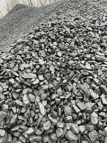 Lupek czarny kamien kruszywa piasek transport