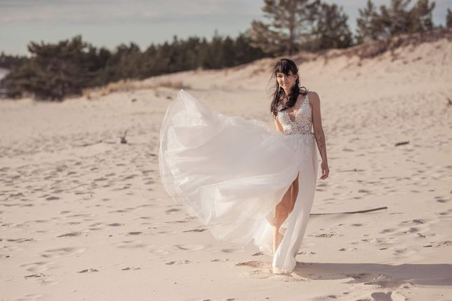 Suknia Ślubna Dakota Tina Valerdi