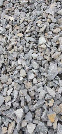 Szarogłaz - tłuczeń - frakcja 31,5-63 mm - kamień naturalny/ogrodowy