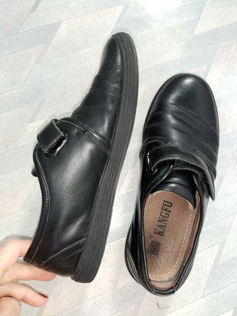 обувь школьная  для  мальчика