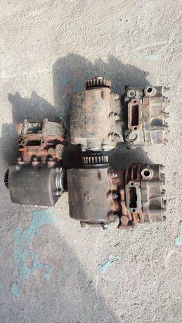 Компрессор двигателя на КАМАЗ 2-цилиндровый