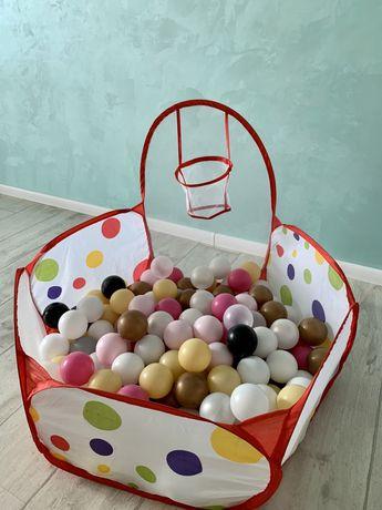 Сухой басейн с шариками