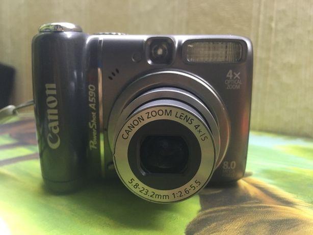 Продам Canon Power Shot A 590 IS