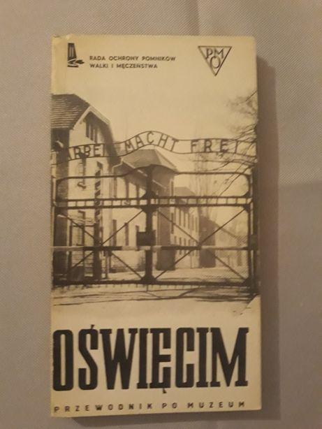 Oświęcim przewodnik po muzeum 1980 Smoleń