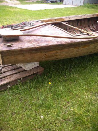 Łódka żaglówka Omega