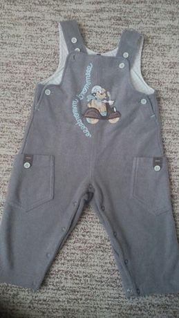 Комбинезон, штаны, на 0.5 - 1 год