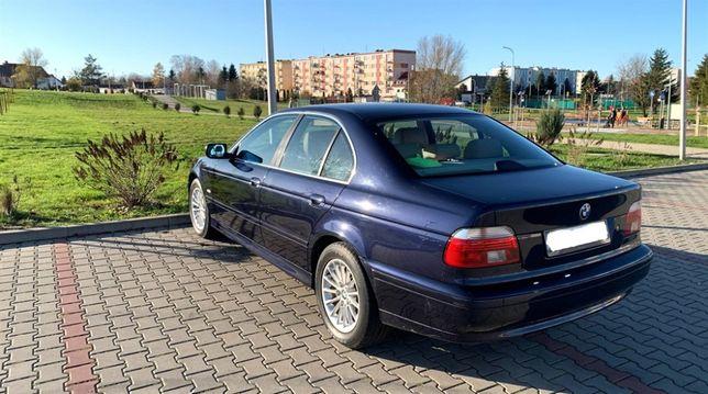 BMW e39 520d, 136km