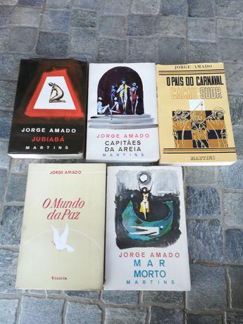 20 Livros Jorge Amado