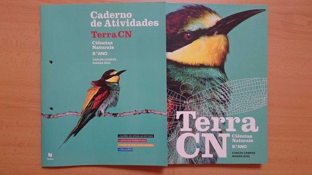 Terra CN - 8ºano Ciências Naturais - NOVO