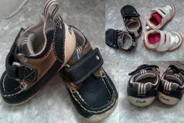 Детские туфли Clarks
