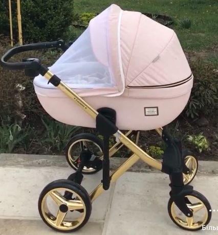 Дитяча коляска Adamex Luciano Gold