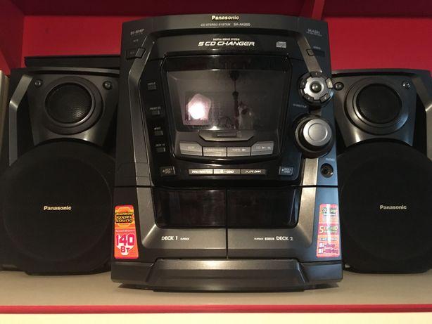 Музыкальный центр Panasonic CD stereo system sa-ak200