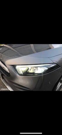 Mercedes A200 automática com kit AMG