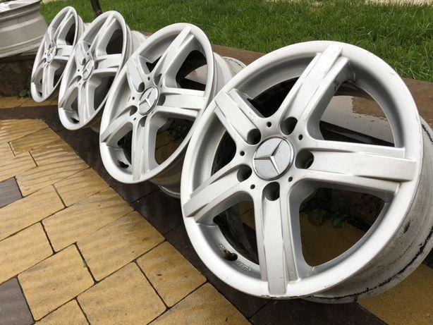 Диски RC Design R15 5x112 Et44 6J. Mercedes/VW/Skoda/Audi/Seat
