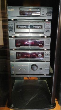 Aparelhagem de som Sony LBT-N600AV + 5 Colunas