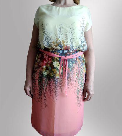 Sukienka*RISCA*roz. 44*WESELNA*elegancka