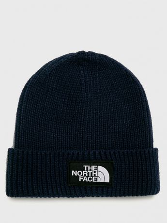 Оригинальная шапка The North Face Logo Box Navy (NF0A3FJXL4U1)