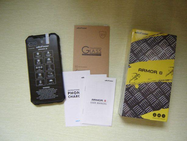 """Смартфон Ulefone Armor8 4/64Gb , экран 6.1"""", NFC, 5580 мАч (новый)"""