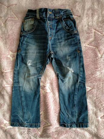Spodnie dla chłopca roz 86