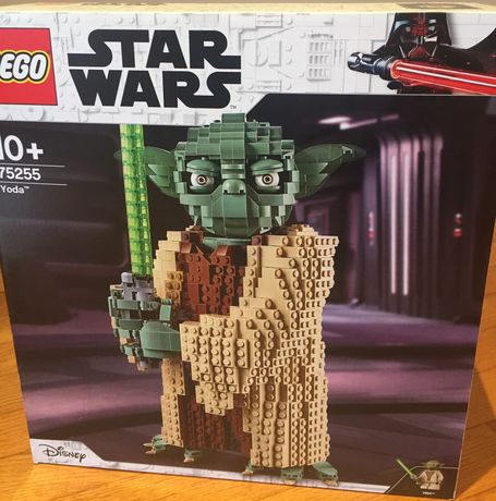 Lego Star Wars Yoda - Set 75255