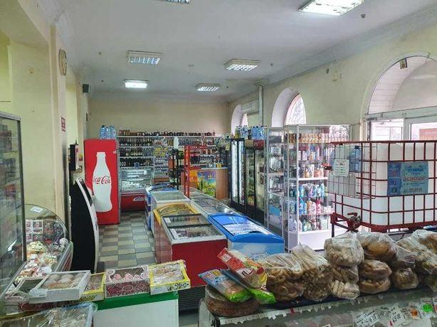 Продам  действующий, продовольственный магазин