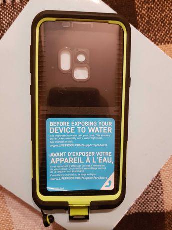 Водонепроницаемый чехол Lifeproof на смартфон Samsung Galaxy S9