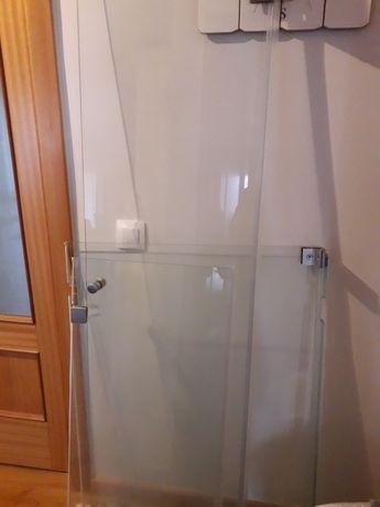 Vidros temperados para duche