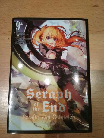 Manga Seraph of the End 9