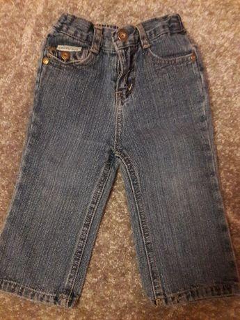 Spodnie jeansy dziecięce Calvin Klein Jeans