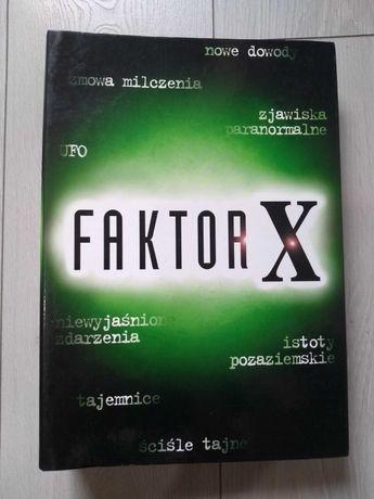 Faktor X magazyn numery 1-17 (bez numeru 4)