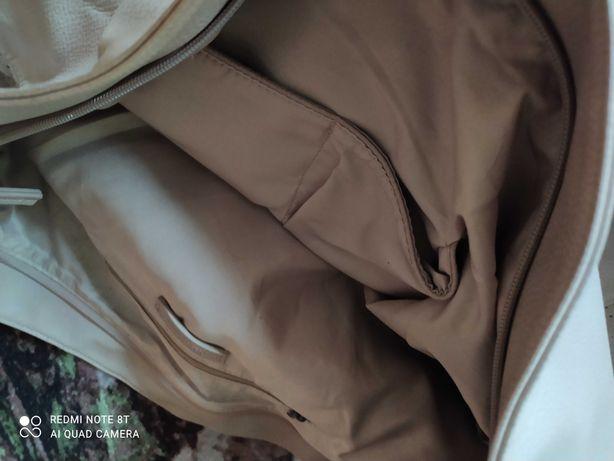 Pojemna duza torebka
