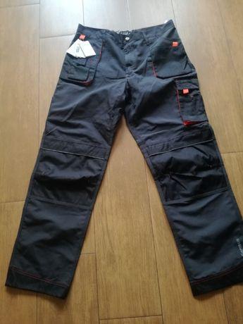 tanio spodnie monterskie rejs
