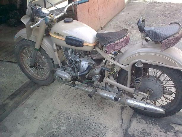 К-750/Днепр{М-72/Урал/Двигатель/мотор/Рама/Вилка/редуктор.колесо/МТ.