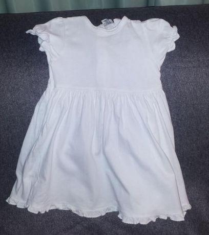 Śliczna sukieneczka baby GAP 12-18 m-cy r. 86