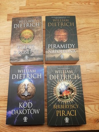 Seria William Dietrich