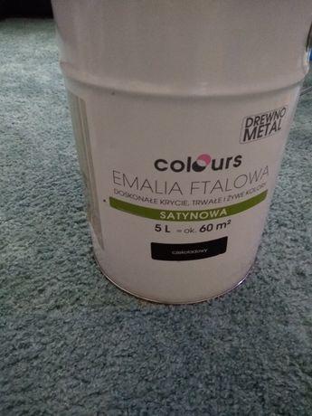 Farba COLOURS satynowa 5 L