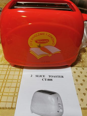 Toster slice ct-808