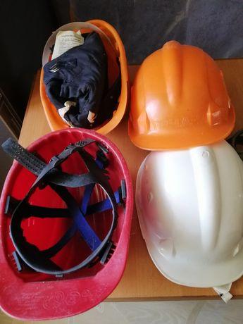 Продам строительные каски, защитные очки, перчатки.