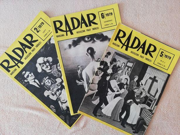 """Miesięczniki """"Radar"""""""