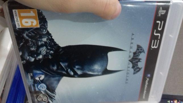 Batman arkham origins ps3, sklep, od ręki