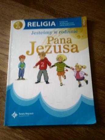 Jesteśmy w rodzinie Pana Boga podręcznik do religi klasa 1