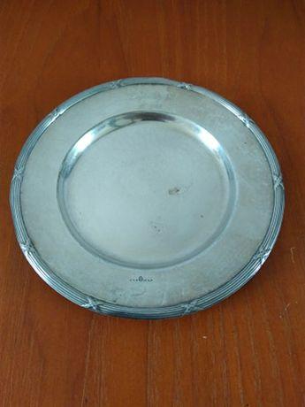 Блюдо тарелка клеймо GAB NS ALP. Швеция 1929 год